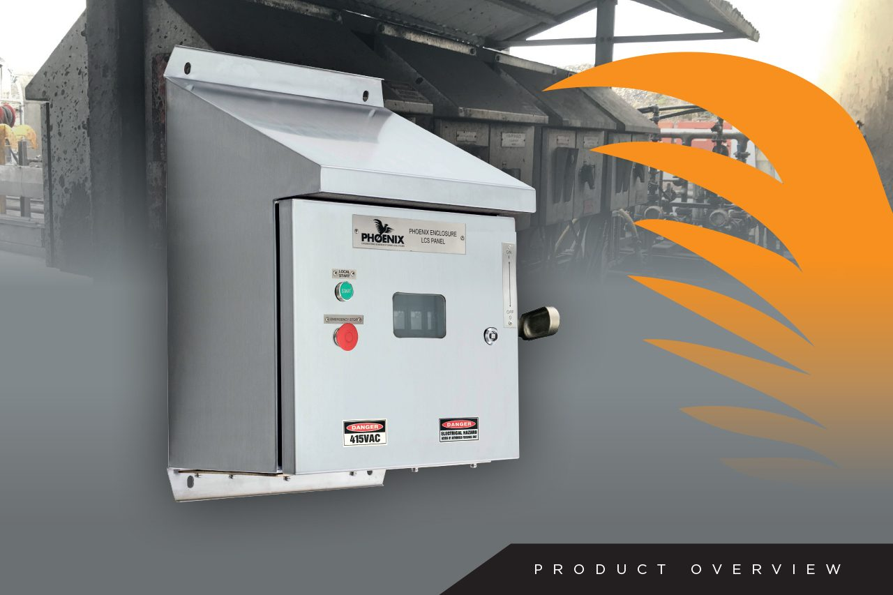 Local Control Stations & Visible Break Isolators from