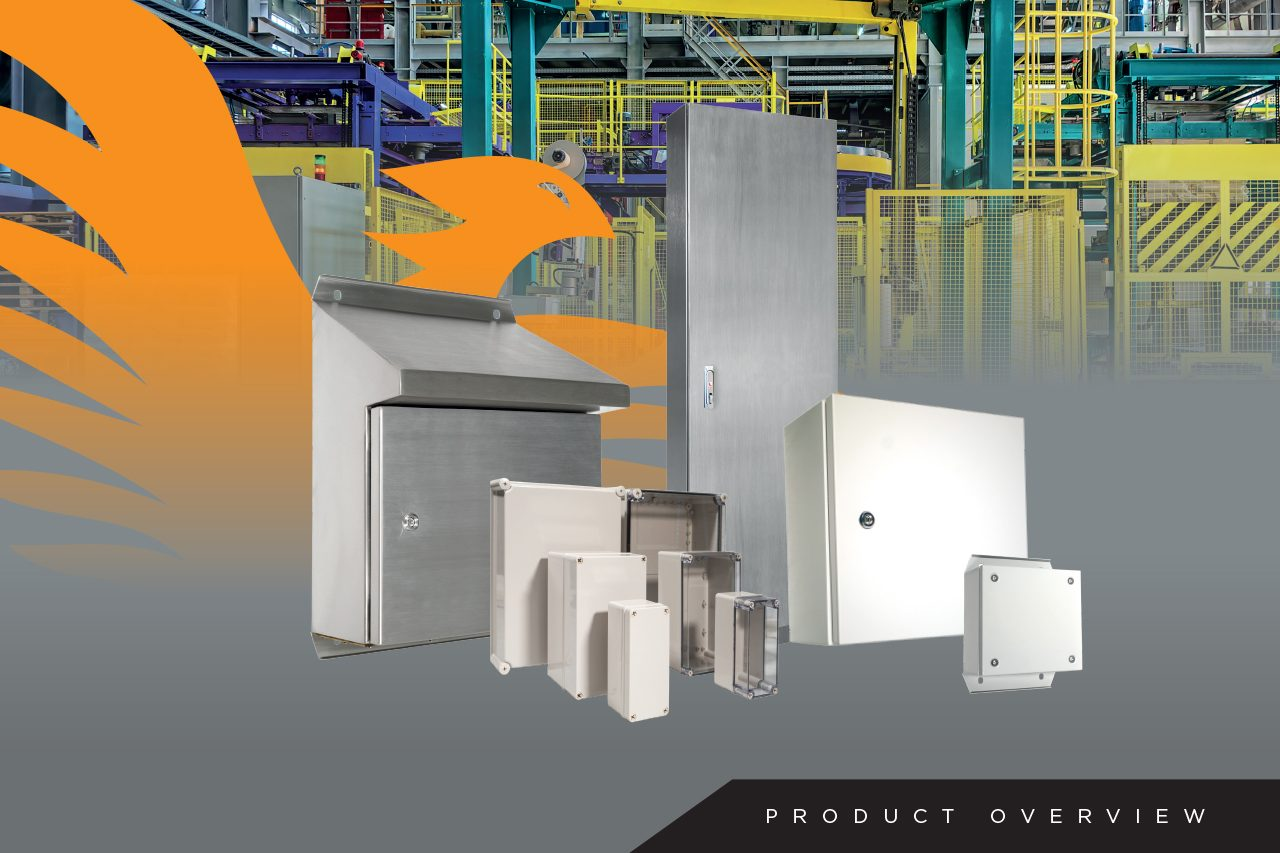 Phoenix EMS the world leader in electrical enclosures and